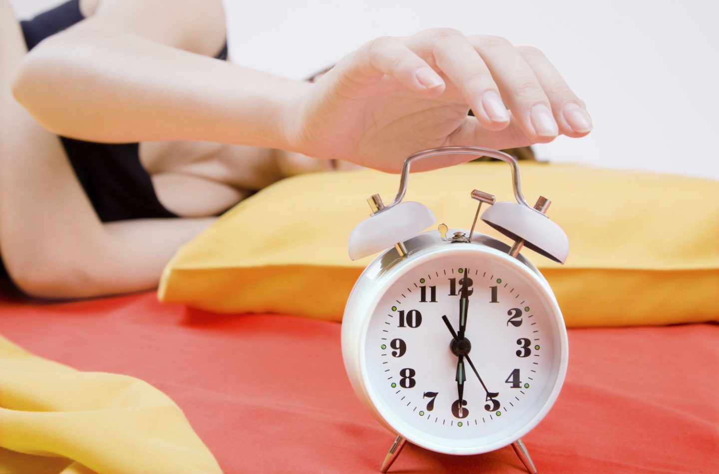 Sleeping Through Your Alarm: How to Avoid Looking Like a Mess