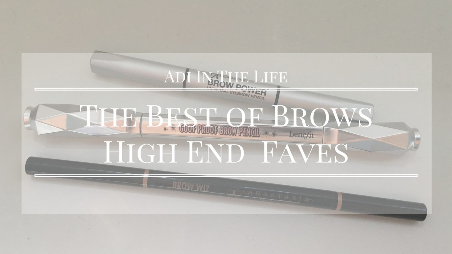The Best of Brows: Benefit Goof Proof Brow Pencil