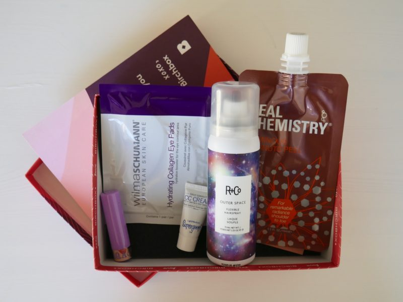 February 2017 Birchbox Unboxing Adi in the Life