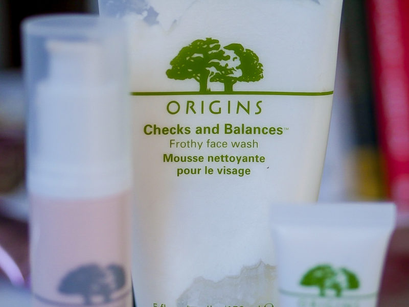 Origins Checks & Balances Frothy Face Wash - Adi in the Life
